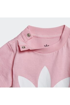 adidas Çocuk Giyim Tişört Dv2831 Trefoıl Tee 2