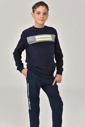 bilcee Erkek Çocuk Lacivert Sweatshirt FW-1430 1