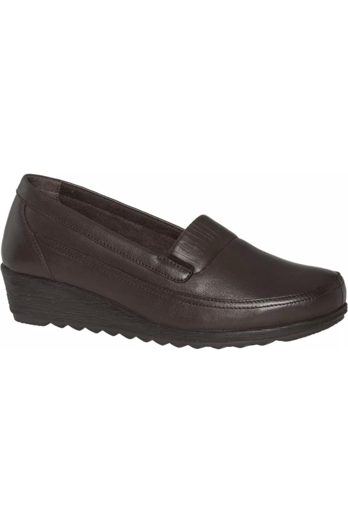 Easy Street Deichmann Kadın Kahverengi Günlük Ayakkabı