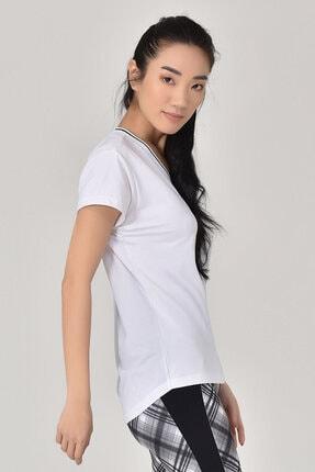 bilcee Beyaz Kadın T-Shirt GS-8029 3