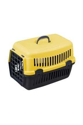 Sera Sarı Kedi Köpek Taşıma Çantası 50x34x33cm 0