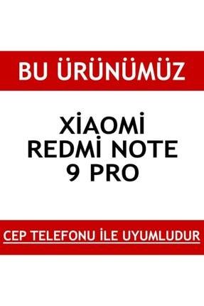 BCA Xiaomi Redmi Note 9 Pro Kamera Koruma Camı 1