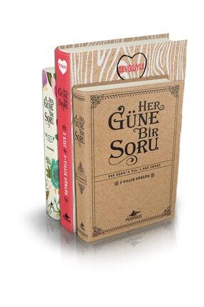 Pegasus Yayınları Her Güne Bir Soru Serisi Takım Set (3 Kitap) – Potter Style 2