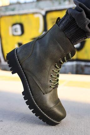 Mida Shoes Hakiki Deri Hakki Bot 2