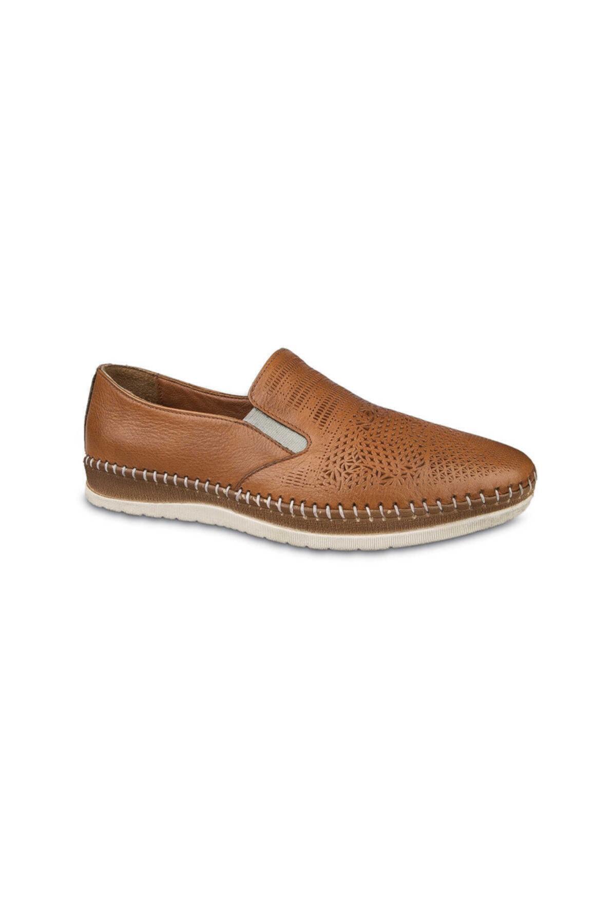 Ceyo Kadın Kahverengi Ayakkabı