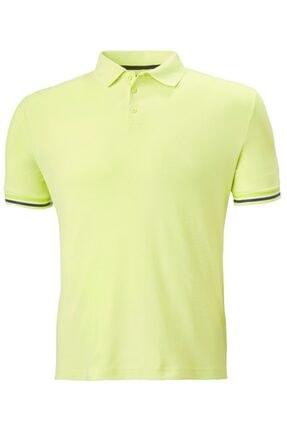 Helly Hansen Erkek Sarı T-Shirt 0