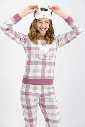 Arnetta Anne Kız Kombin Somon Pijama Takım 901 1