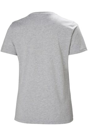 Helly Hansen Kadın Gri T-Shirt 2