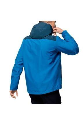 Jack Wolfskin ARLAND 3IN1 M Mavi Erkek Ceket 101016143 3