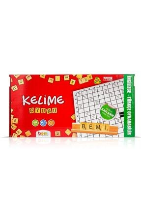 BEMİ Kelime Oyunu - Sağlıklı Eğitici Zeka Strateji Çocuk Ve Aile Oyunu 1