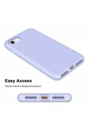 Mopal Iphone 6 / 6s Uyumlu Içi Kadife Dokulu Lansman Silikon Kılıf. 1