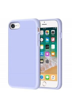 Mopal Iphone 6 / 6s Uyumlu Içi Kadife Dokulu Lansman Silikon Kılıf. 2