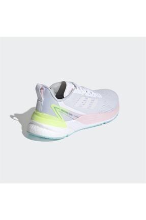 adidas Kadın Beyaz Bağcıklı Koşu Ayakkabısı 3
