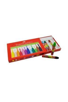 Faber Castell Okul Boya Seti 4 Parca + Hediyeli 1