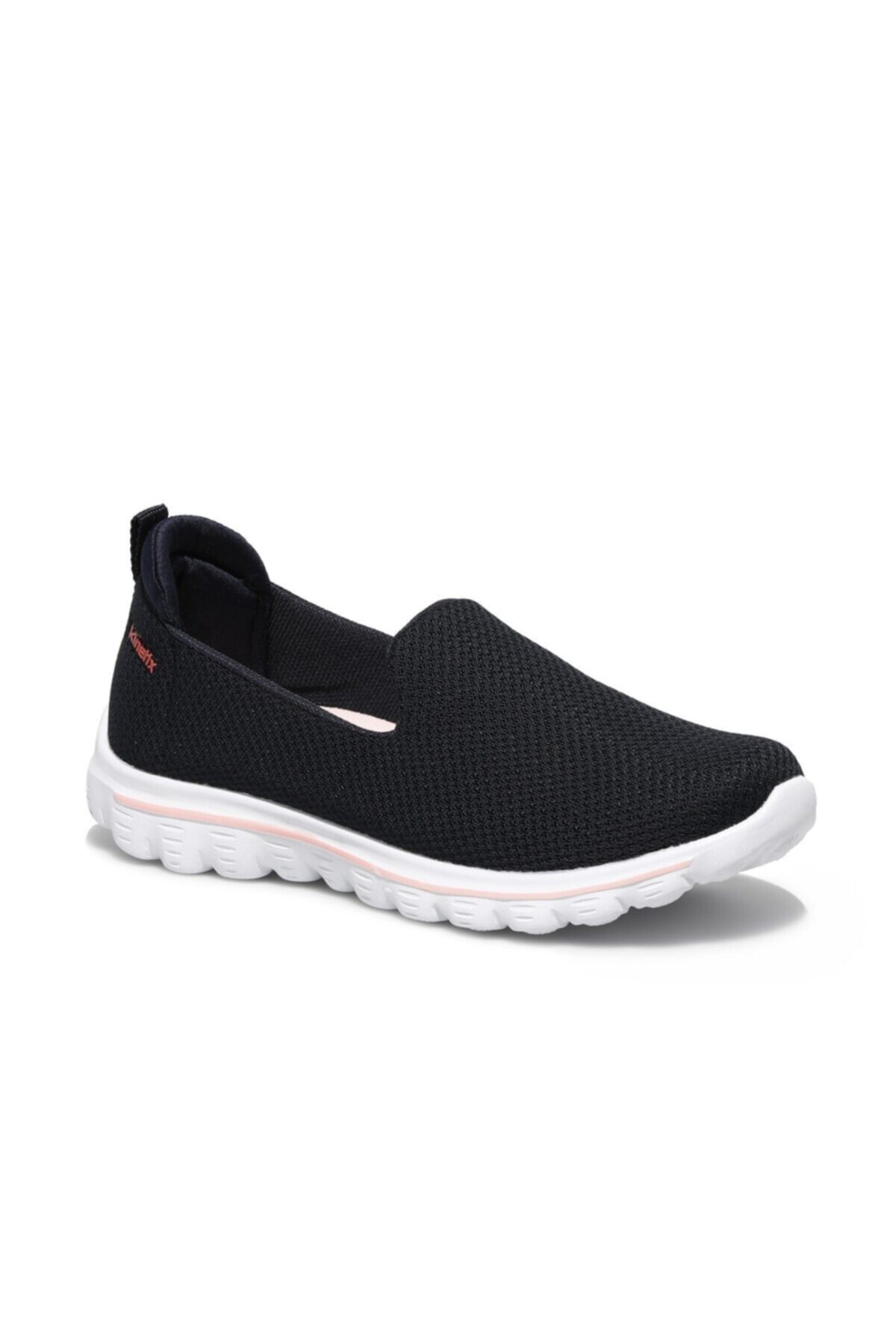 Kadın Lacivert Yürüyüş Ayakkabısı Nulu