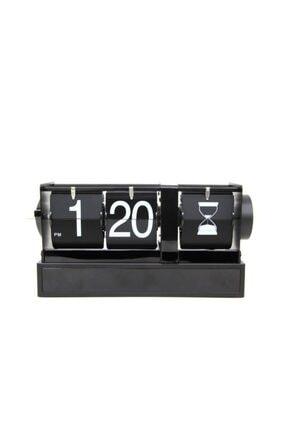 Saat Masa Üstü Flip Masa Saati Kum Saat 387767