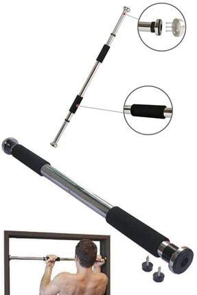 Raicon Barfiks Çubuğu 60-100 Cm Ayarlanabilir Barfiks Çekme Demiri Barfiks Aleti 1