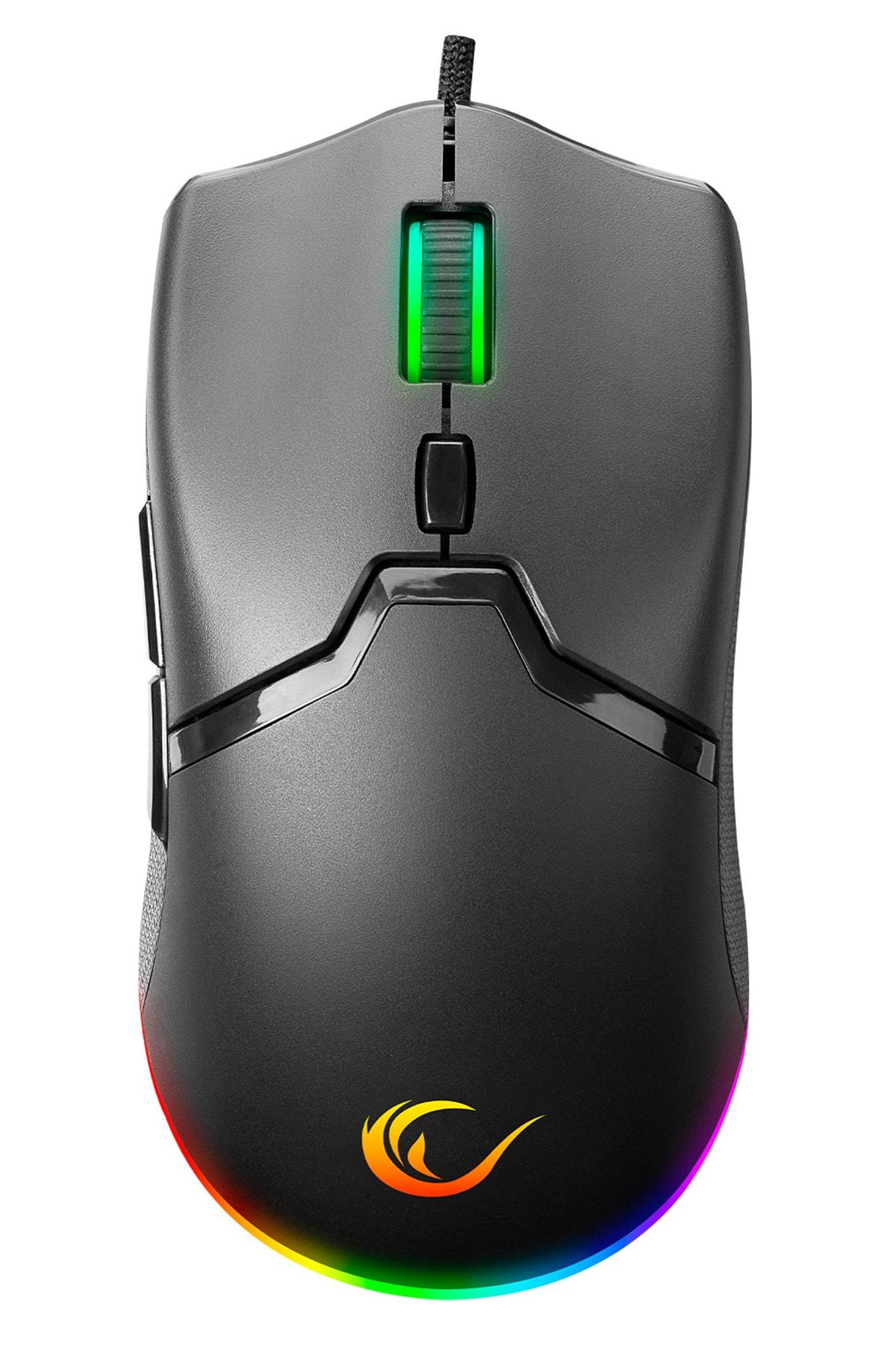 X-space 7200dpı Rgb Ledli Makrolu Gaming Oyuncu Mouse