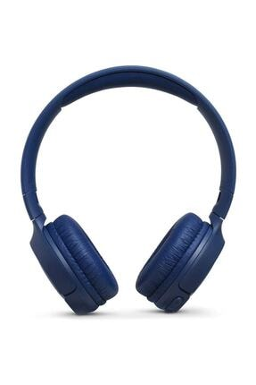 JBL T500BT Kablosuz Kulaküstü Kulaklık Mavi 2