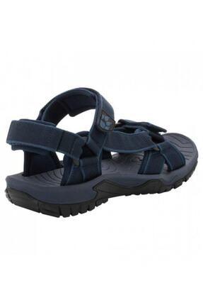 Jack Wolfskin LAKEWOOD RIDE M Lacivert Erkek Sandalet 101106856 2