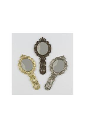 Oval Metal Ayna (el Aynası) UZAR10032413