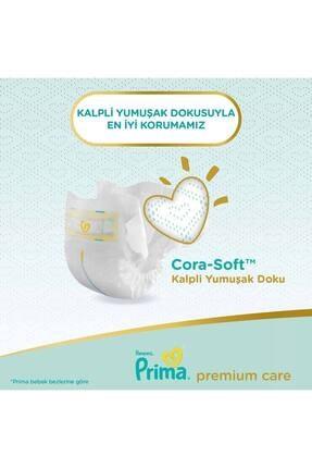 Prima Premium Care Bebek Bezi 4 Beden 252 Adet Maxi 2 Aylık Fırsat Paketi 3
