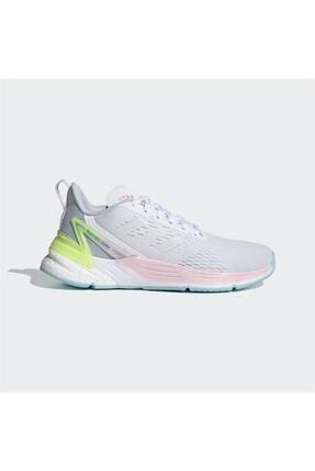 adidas Kadın Beyaz Bağcıklı Koşu Ayakkabısı 0