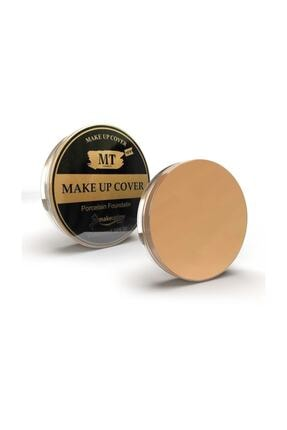 Makeuptime Make Up Cover Porselen Fondöten Kapatıcı 211 0