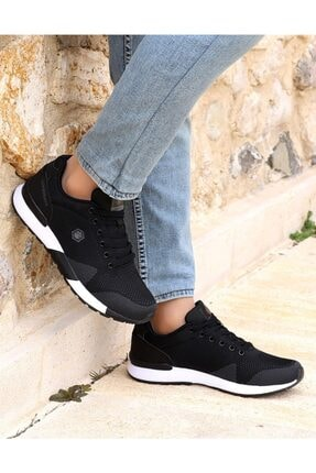 Lumberjack Vendor 1fx Siyah Erkek Sneaker Ayakkabı 100787093 4