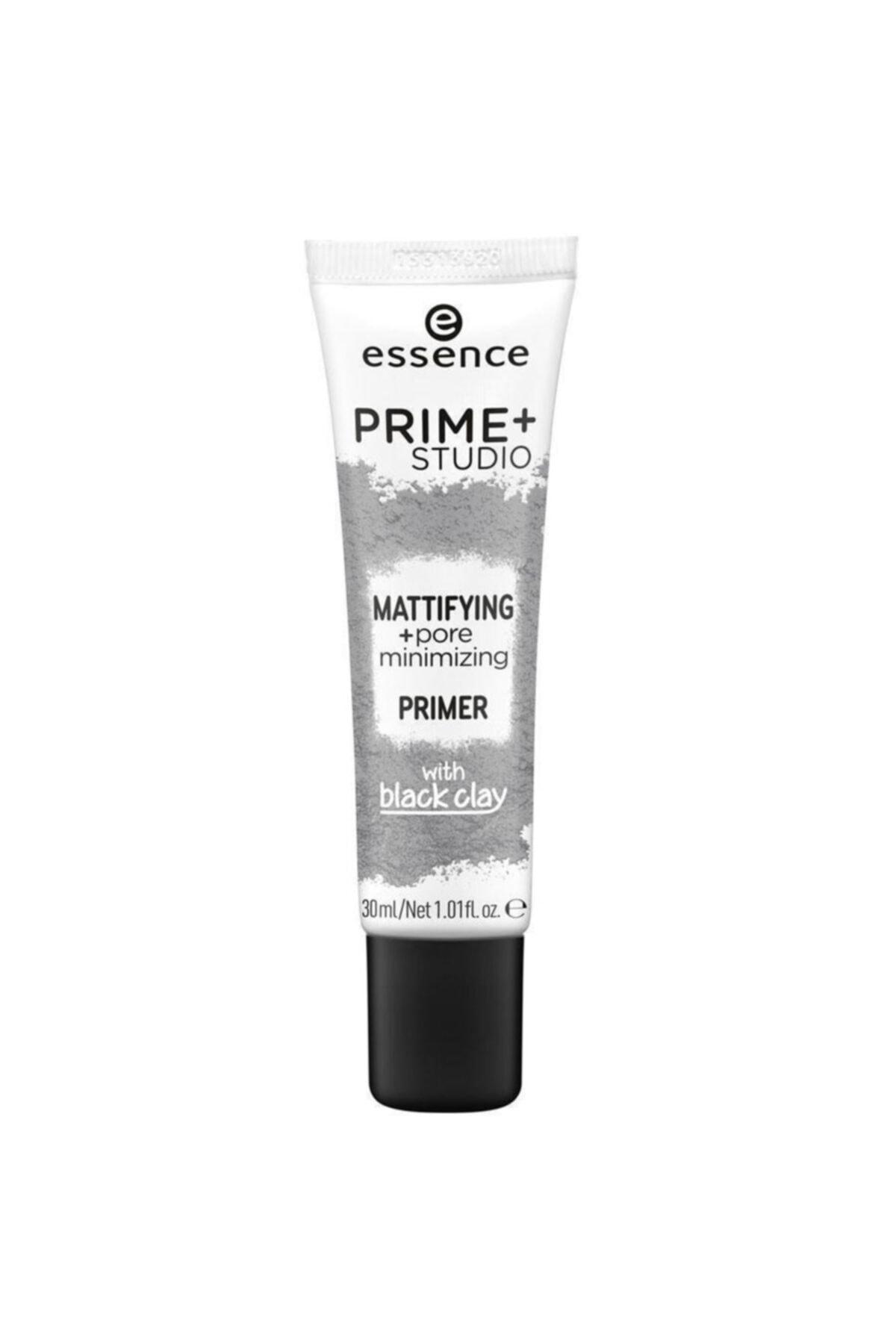 Matlaştırıcı Makyaj Bazı - Prime Studio Mattifying Pore Minimizing Primer 30 ml 4059729038579