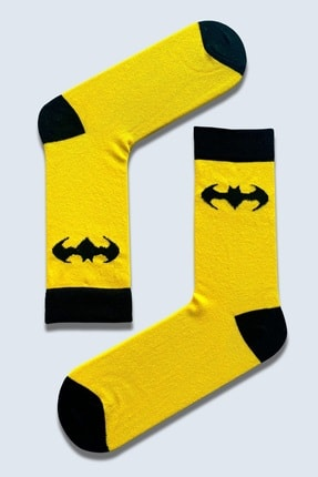 CARNAVAL SOCKS 7'li Marvel Karakter Renkli Çorap Set 1018 1