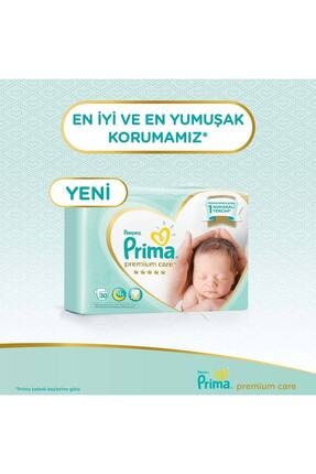 Prima Premium Care Bebek Bezi 4 Beden 252 Adet Maxi 2 Aylık Fırsat Paketi 4