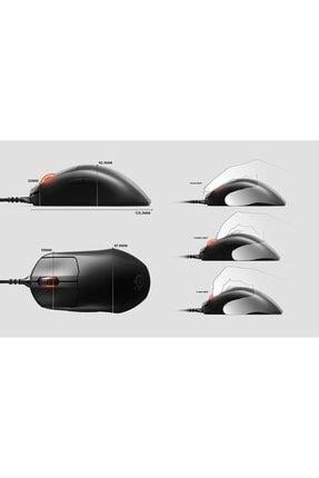 SteelSeries Prime+ Plus Rgb Optik Fps Gaming Oyuncu Mouse 2