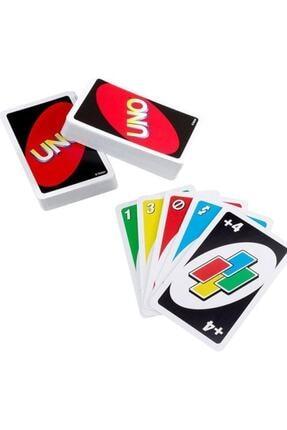 Kelebek Oyuncak Uno Oyun Kartları 1