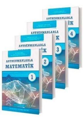 Antrenman Yayınları Antrenmanlarla Matematik 1-2-3-4 Kitap Seti 1