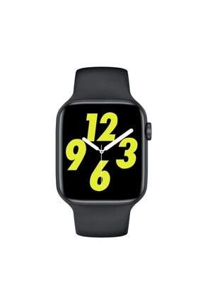 SmartWatch Akıllı Saat Watch 6 Pro Smart Watch Ateş Ve Nabız Ölçer Çok Fonksiyonlu Ios Ve Android Uyumlu 4