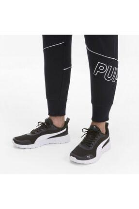 Puma FLEX RENEW Siyah Erkek Koşu Ayakkabısı 100532342 4