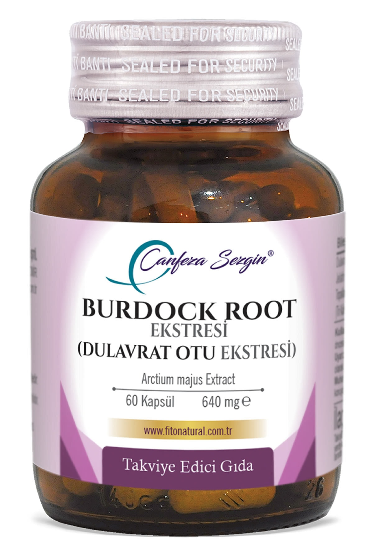Burdock Root (dulavrat Otu) Ekstresi
