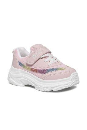 تصویر از Chunky P 1fx Pembe Kız Çocuk Yürüyüş Ayakkabısı