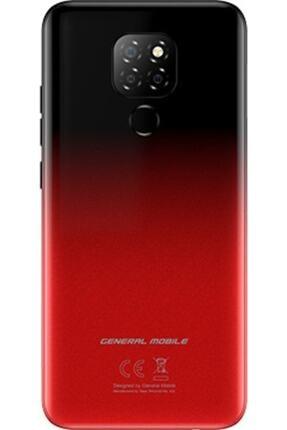 General Mobile Gm 20 64GB Kırmızı Cep Telefonu (General Mobile Türkiye Garantilidir) 3