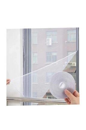 Yenimiyeni Cırt Cırtlı Pencere Sinekliği Kendin Yap 100 X 150 2