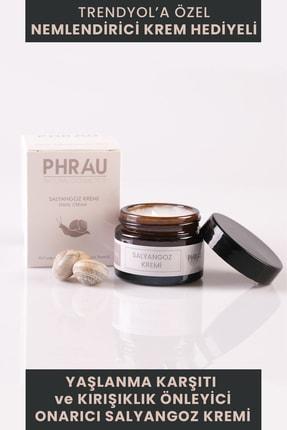 Phrau Yaşlanma Karşıtı Ve Kırışıklık Önleyici Salyangoz Kremi 50 Ml 0