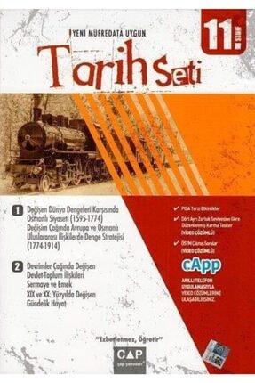 Çap Yayınları 11. Sınıf Tarih Fasikül Seti Yeni 2021 1