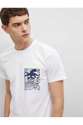 Koton 1yam11802lk Erkek T-shirt 1