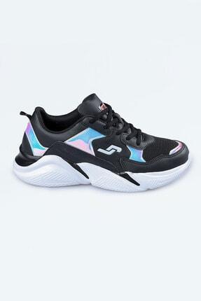 Jump Kadın Siyah Spor Ayakkabı 24800 0