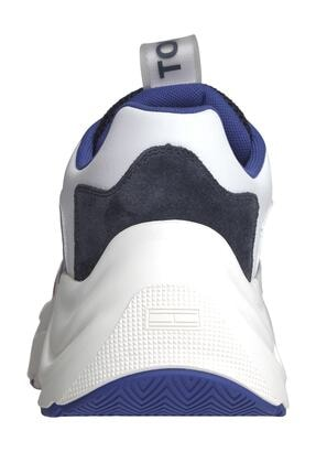 Tommy Hilfiger Erkek Kırmızı Sneaker Fashıon Chunky Runner EM0EM00408 1