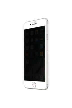 Telehome Iphone 7 Plus 8 Plus Hayalet Kırılmaz Cam Ekran Koruyucu Beyaz 1