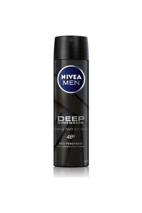Nivea Men Deep Dimension Deodorant 150 ml 0