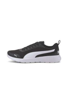 Puma FLEX RENEW Siyah Erkek Koşu Ayakkabısı 100532342 1
