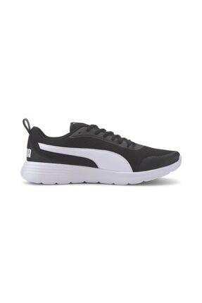 Puma FLEX RENEW Siyah Erkek Koşu Ayakkabısı 100532342 2